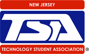 New Jersey Technology Student Association Logo Vector