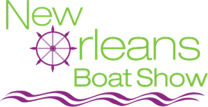 New Orleans Boat Show Logo Vector