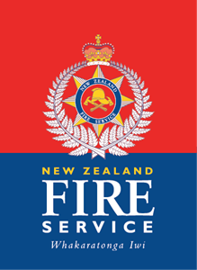 New Zealand Fire Service Logo Vector