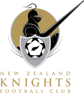 New Zealand Knights FC Logo Vector