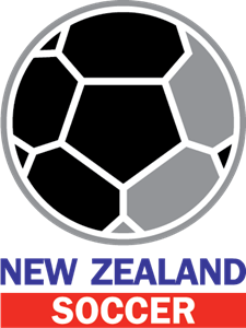 New Zealand Soccer Logo Vector
