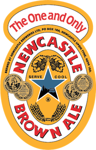 Newcastle Brown Ale Logo Vector