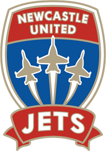 Newcastle United Jets FC Logo Vector
