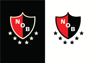 Newells Old Boys de Rosario Logo Vector