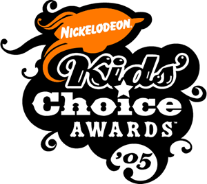 Nickelodeon Kids' Choice Awards 2005 Logo Vector