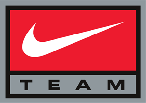 Nike Team Logo Vector