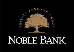 Noble Bank Logo Vector