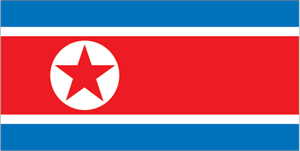 North Korea Logo Vector