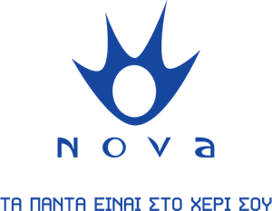 Nova TV Logo Vector
