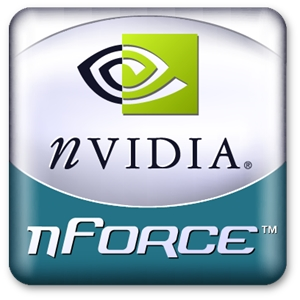 nVIDIA nForce Logo Vector