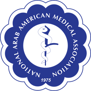 NAAMA NATIONAL ARAB AMERICAN MEDICAL ASSOCIATION Logo Vector
