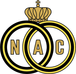 NAC Breda 70's - early 80's Logo Vector