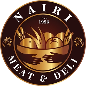 Nairi Meat and Deli Logo Vector