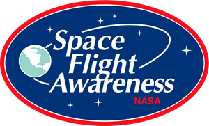 NASA SPace Flight Awareness Logo Vector