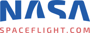 NASA Space Logo Vector