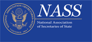 National Academy of Secretaries of State Logo Vector