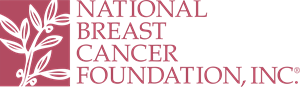 National Breast Cancer Foundation Logo Vector