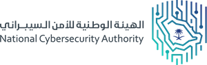 National Cybersecurity Authority Logo Vector