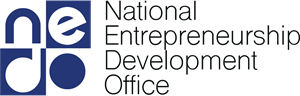 National Entrepreneurship Development Office Logo Vector