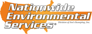 National Environmental Services Logo Vector