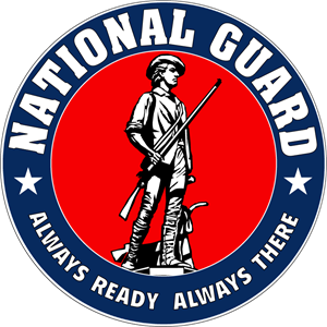 National Guard Logo Vector