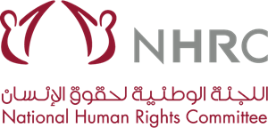 National Human Rights Committee (NHRC) Qatar Logo Vector