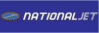 National jet systems Logo Vector