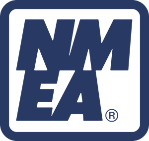 National Marine Electronics Association NMEA Logo Vector