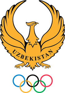 National Olympic Committee of Uzbekistan Logo Vector