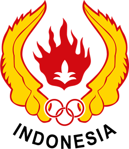 National Sports Committee of Indonesia Logo Vector