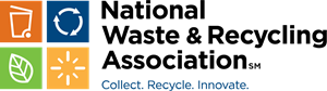 National Waste & Recycling Association Logo Vector