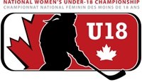 National Women's Under-18 Championship Logo Vector