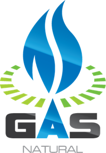 Natural Gas Logo Vector