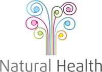 Natural Health Logo Vector