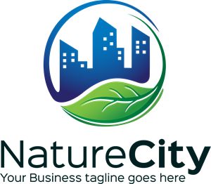 Nature City Logo Vector
