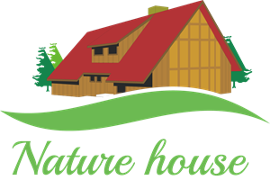 Nature House Logo Vector