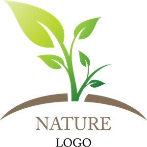 Nature Leaf Green Logo Vector