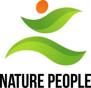 Nature People Logo Vector