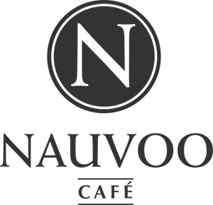 Nauvoo Cafe Logo Vector