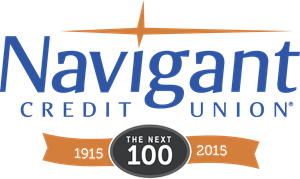 Navigant Credit Union The Next 100 Years Logo Vector