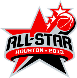 NBA All-Star Game 2013 Logo Vector