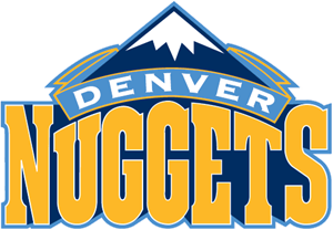 NBA Denver Nuggets Logo Vector