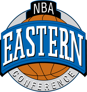 NBA Eastern Conference Logo Vector