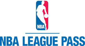NBA League Pass II Logo Vector