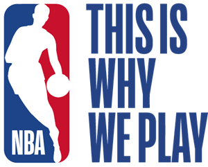 NBA This Is Why We Play Logo Vector