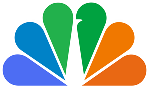 NBC Peacock 1986 Logo Vector
