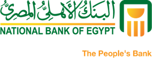 NBE (National Bank of Egypt) Logo Vector