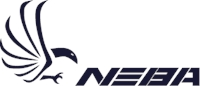 NEBA Northeast Bolivian Airlines Logo Vector