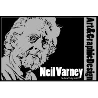 Neil Varney Design Logo Vector