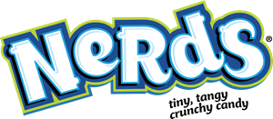 Nerds Candy Logo Vector